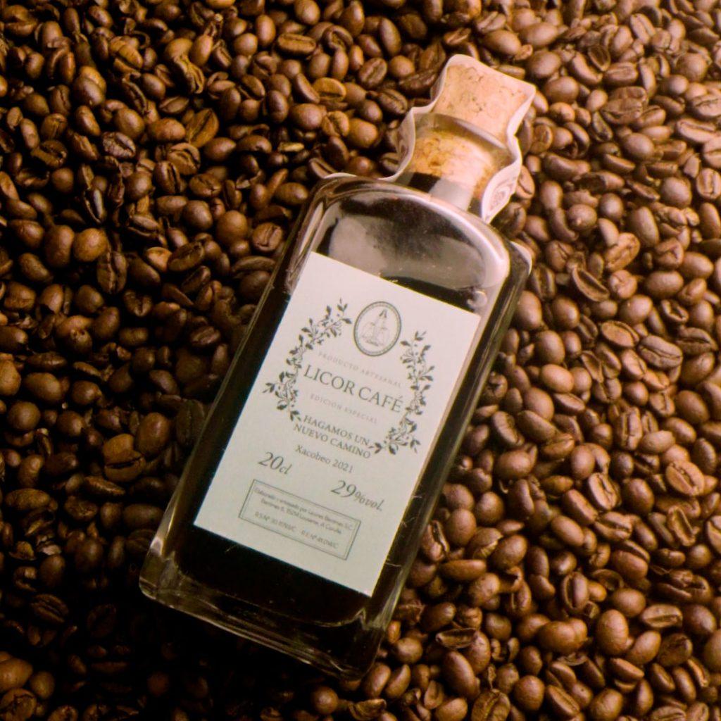 Licor Café Xacobeo